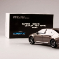 1:18 ŠKODA MODELS - SAIC VW EDITION