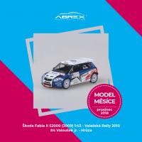 Model měsíce - prosinec 2018