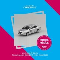 Model měsíce - duben 2019