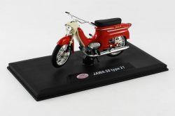 Jawa 50 Pionýr typ 21 (1967) 1:18 - Červená