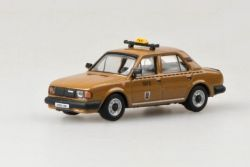 Škoda 120L (1984) 1:72 - Taxi Praha