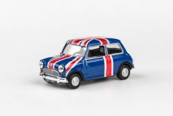 Abrex Cararama 1:43 - MINI - Union Jack