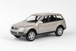 Abrex Cararama 1:24 - VW Touareg - Champagne