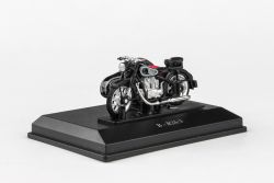 Abrex Cararama 1:43 - BMW-25/3 Motorbike - Black