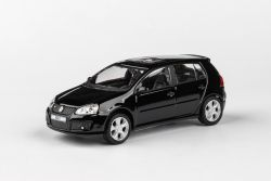 Abrex Cararama 1:43 - VW Golf GTI - Shiny Black