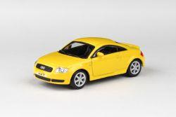 Abrex Cararama 1:43 - AUDI TT Coupe - Yellow