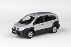 Abrex Cararama 1:43 - Renault RX4 - Silver