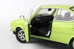 Kovový model Škoda 110R Coupé - otevřené dveře řidiče