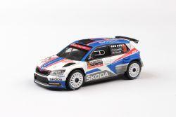 Škoda Fabia III R5 (2015) 1:43 - Rallye Monte-Carlo 2018 #32 Kopecký - Dresler