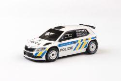 Škoda Fabia III R5 (2015) 1:43 - Policie ČR