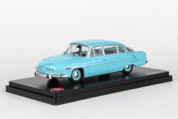 Kovový model Tatra 603 - Modrá světlá