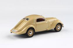 Kovový model Škoda Popular Sport Monte Carlo - pohled zezadu