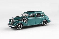 Škoda Superb 913 (1938) 1:43 - Šedozelená Metalíza