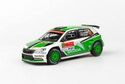 Škoda Fabia III R5 (2015) 1:43 - Vodafone Rally de Portugal 2016 #41 Kopecký - Dresler