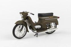Jawa 50 Pionýr typ 20 (1967) 1:18 - Zelená Vojenská