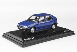 Kovový model Škoda Felicia - Modrá Arktická