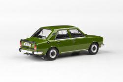 Kovový model Škoda 120L - pohled zezadu