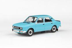 Škoda 120L (1982) 1:43 - Modrá Světlá