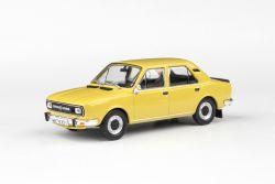 Škoda 120L (1982) 1:43 - Žlutá Kanárková