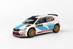 Škoda Fabia III R5 (2015) 1:43 - Rallye Monte-Carlo 2017 #76 Tidemand - Andersson