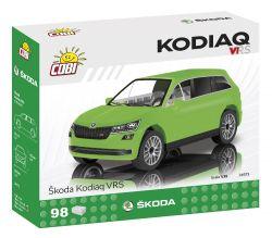 COBI stavebnice - Škoda Kodiaq RS - 1:35 - 98 kostek