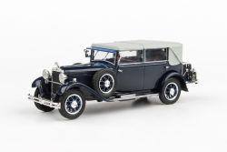 Škoda 860 (1932) 1:43 - Modrá Tmavá