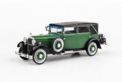Škoda 860 (1932) 1:43 - Zelená Tmavá