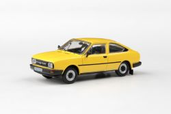 Škoda Garde (1982) 1:43 - Žlutá Sluneční