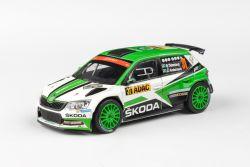 Škoda Fabia III R5 (2015) 1:43 - ADAC Rallye Deutschland 2017 #31 Tidemand - Andersson