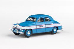 Škoda 1201 (1956) 1:43 - Hlídka VB