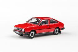 Škoda Garde (1982) 1:43 - Červená Šípková