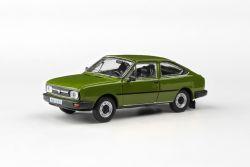 Škoda Garde (1982) 1:43 - Zelená Olivová