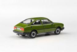 Kovový model Škoda Garde - pohled zezadu