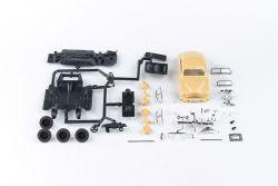 Model stavebnice Škoda 1201 - součástky