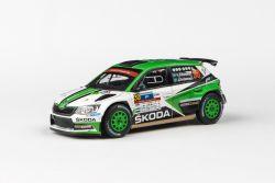 Škoda Fabia III R5 (2015) 1:43 - Rally Guanajuato Mexico 2017 #30 Tidemand - Andersson