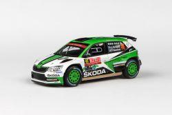 Škoda Fabia III R5 (2015) 1:43 - Dayinsure Wales Rally GB 2017 #46 Nordgren - Suominen