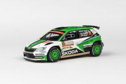 Škoda Fabia III R5 (2015) 1:43 - Rally Italia Sardegna 2017 #34 Kopecký - Dresler
