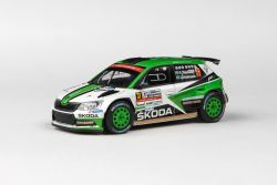 Škoda Fabia III R5 (2015) 1:43 - YPF Rally Argentina 2017 #31 Tidemand - Andersson