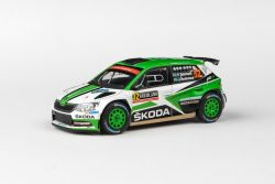 Škoda Fabia III R5 (2015) 1:43 - Rally Sweden 2017 #32 Tidemand - Andersson