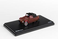 Kovový model automobilu Velorex 16/350 - na podstavci