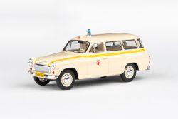 Škoda 1202 (1964) 1:43 - Sanitka - MÚNZ Brno