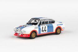Škoda 130RS (1977) 1:43 - Rallye Monte-Carlo 1977 #44 Zapadlo - Motal