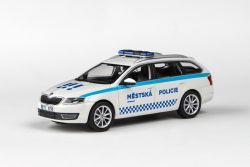 Škoda Octavia III Combi (2013) 1:43 - Městská Policie Ostrava