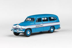 Škoda 1201 (1956) 1:43 - Veřejná Bezpečnost