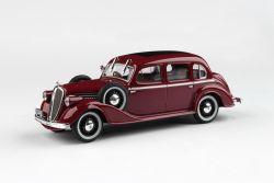 Škoda Superb 913 (1938) 1:43 - Červená Tmavá