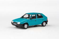 Škoda Favorit 136L (1988) 1:43 - Modrá Jadran
