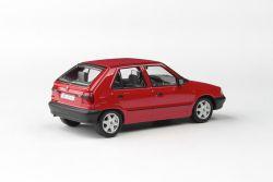 Kovový model Škoda Felicia - Červená Rallye