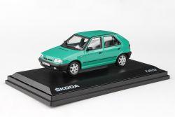 Kovový model Škoda Felicia - Zelená Atlantická