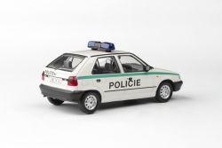Kovový model Škoda Felicia - Policie ČR