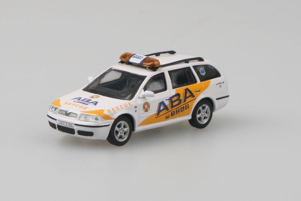 Škoda Octavia Combi Tour (2004) 1:72 - ABA